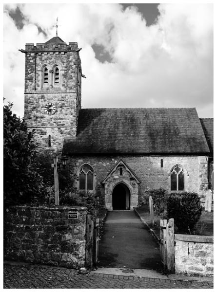 The Church by Nikonuser1
