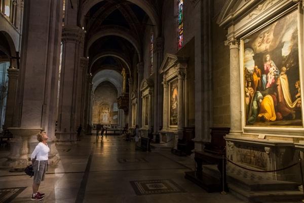 Lucca\'s Duomo (Cattedrale di San Martino) by malum