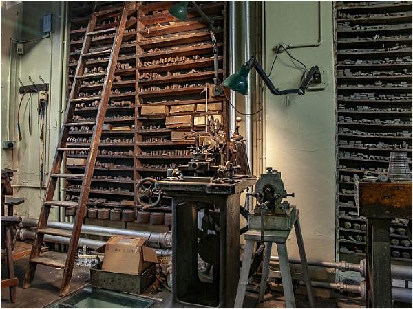 Museum Jewellery Quarter Birmingham UK