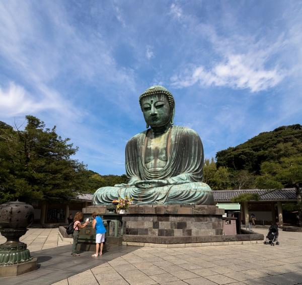 Big Buddha 2 by Trekmaster01