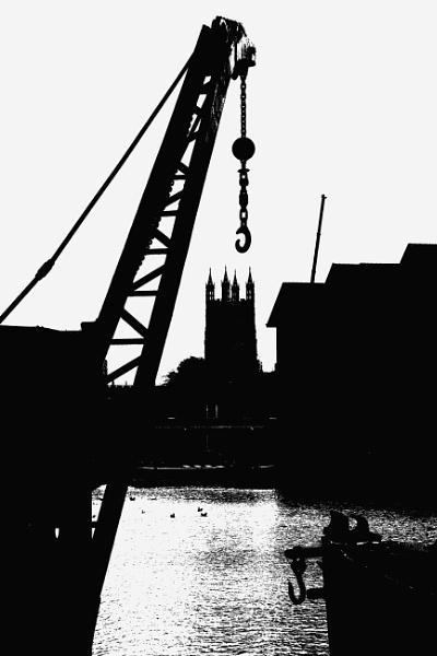 Sky Hook by mistere