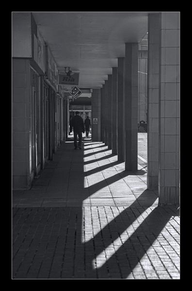 Pillars by BobDraper