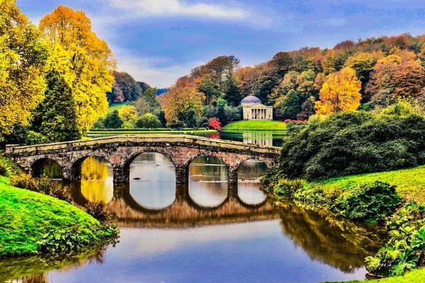 The bridge by Lencollard