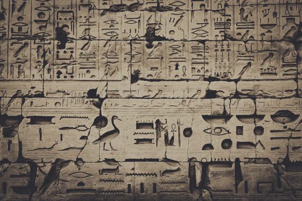 Hieroglyphs by rninov