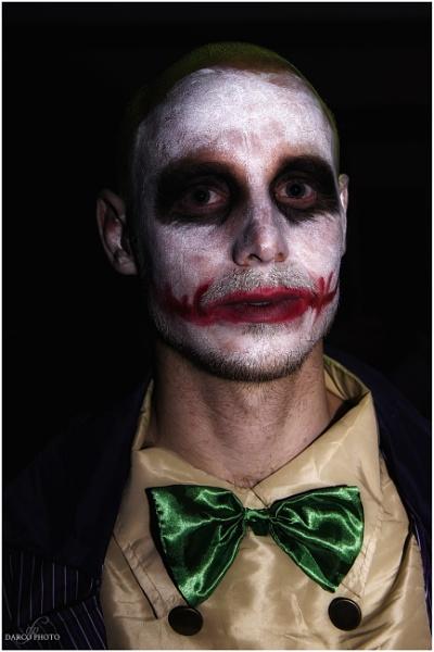Stony Joker by SpiritDarco