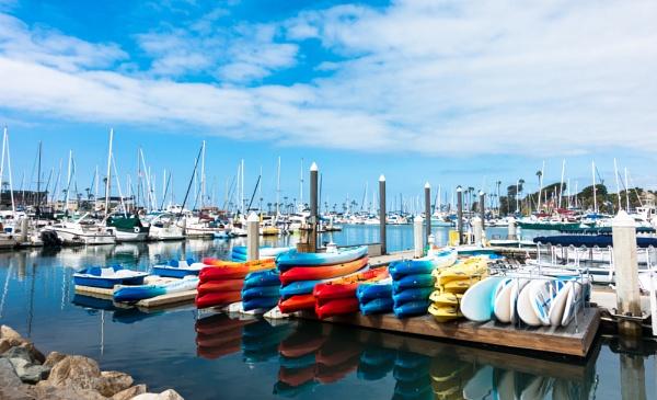 Harbour by joop_