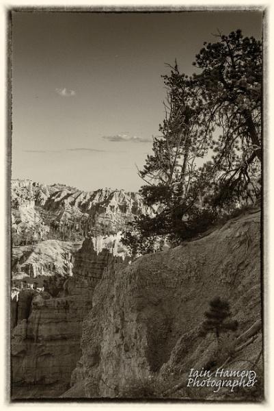 Bryce Canyon Sunset mono by IainHamer