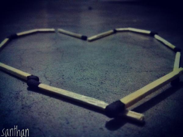 Love by Santhan