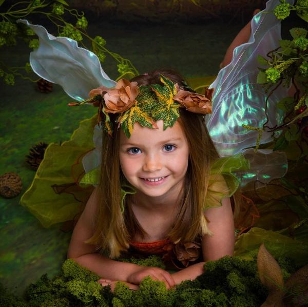 Enhanced Fairy Portraits by ClaireMcAuley