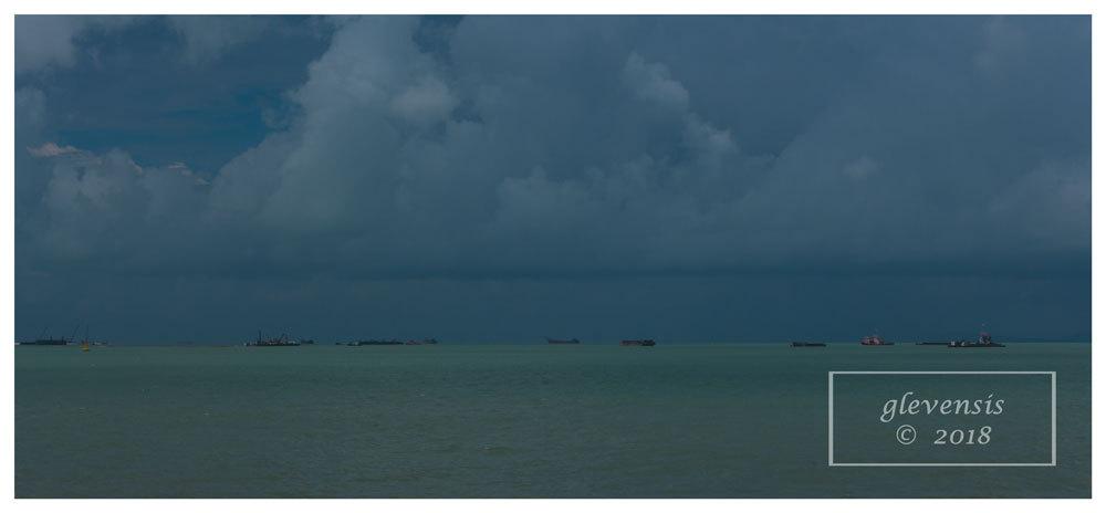 Sea-Sky Strata