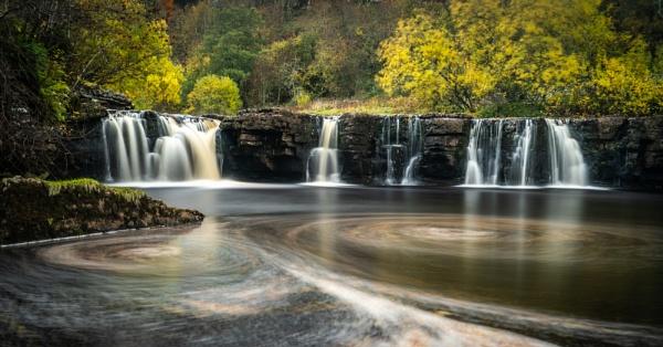 Wain Wath Falls by barrywebb