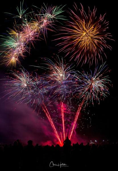 Grand Firework Display by chrishalton