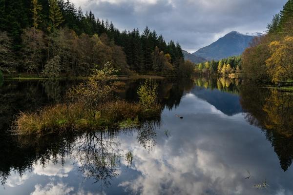 Glencoe Lochan by PaulHolloway
