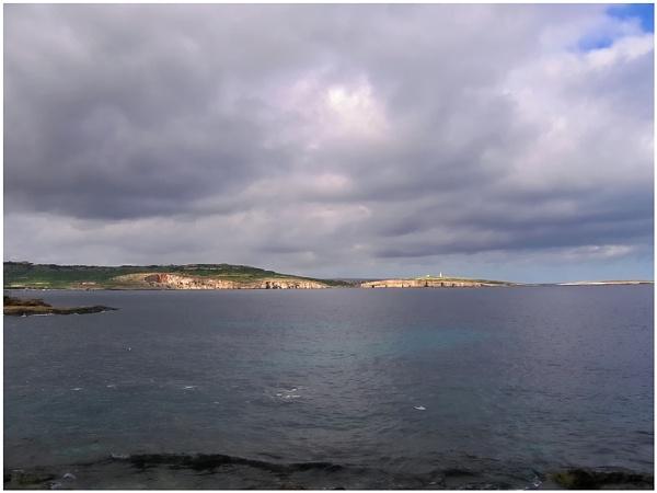 "\"" Saint Paul\'s Island \"" by badgerwil70"