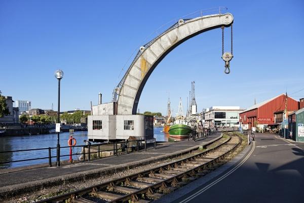 Train Crane by peterellison
