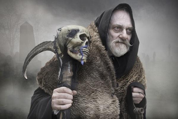 the grim reaper by NEWMANP