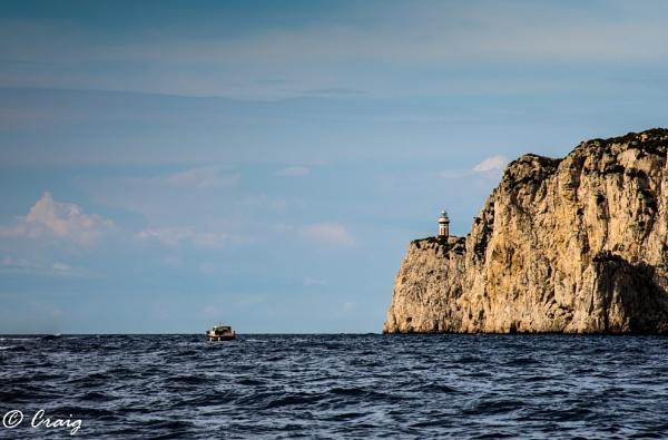 At Sea by Craig75