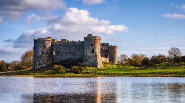 Carew Castle (Near Tenby) by Robert51