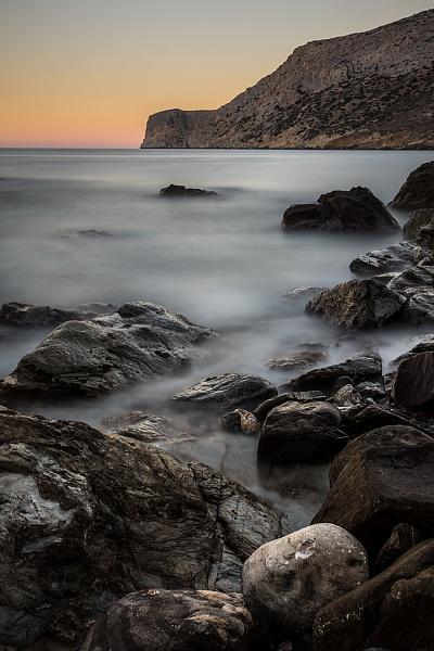 Crete the coast of Fodele by olafo
