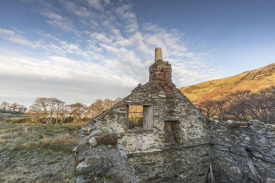 Lochranza Ruin