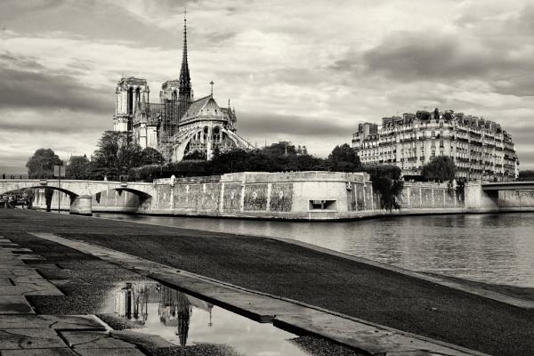 Notre Dame by CraigWalker