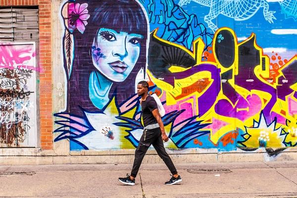 Bogota - Columbia by Berniea