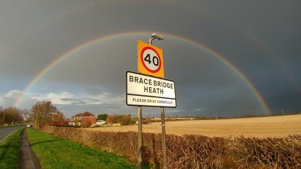 Somewhere, under the rainbow... by Bryan_Marshall