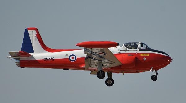 Jet Provost T3A by nealie