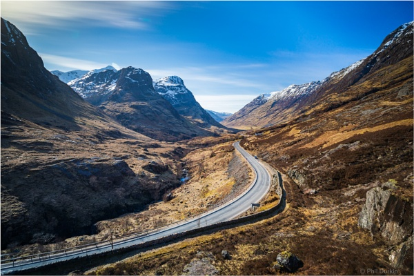 Three Sisters Of Glencoe by Philpot