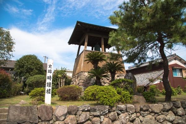 Samurai village near Shimabara Castle, Japan by Trekmaster01
