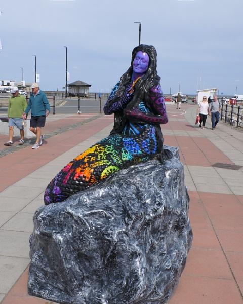 Mermaid New Brighton by Ted447