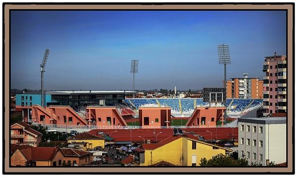 Loro  Borici  stadium by nklakor