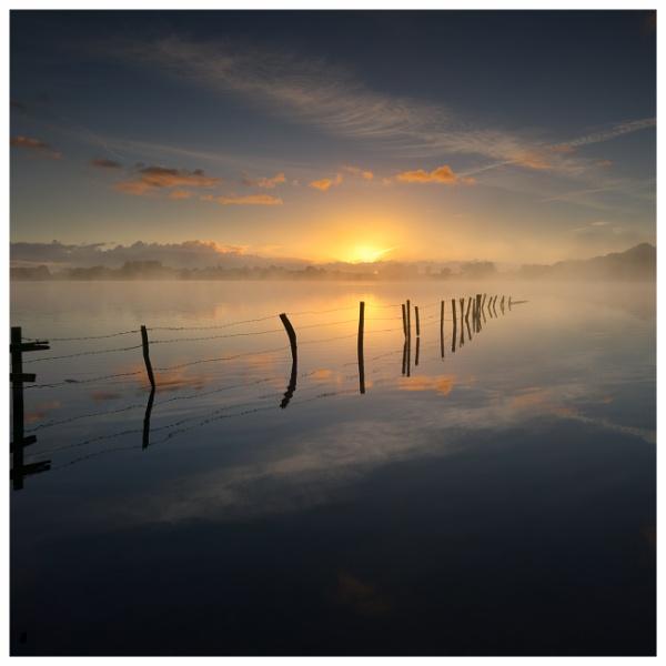 Catching Sunrise. by Satlight