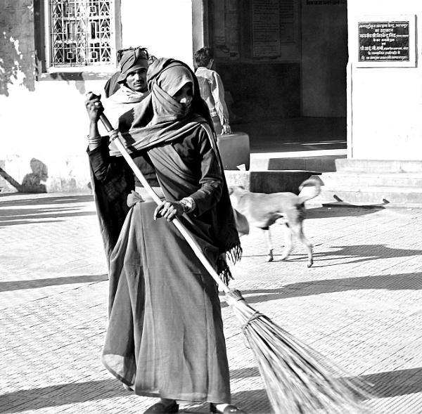 *** Street Sweeper *** by Spkr51