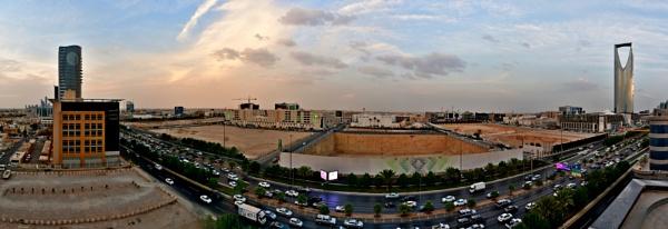Panoramic city 2 by Savvas511