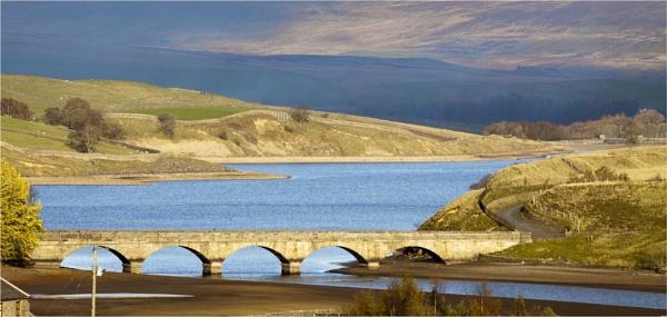 Grassholme Reservoir by aitchbrown