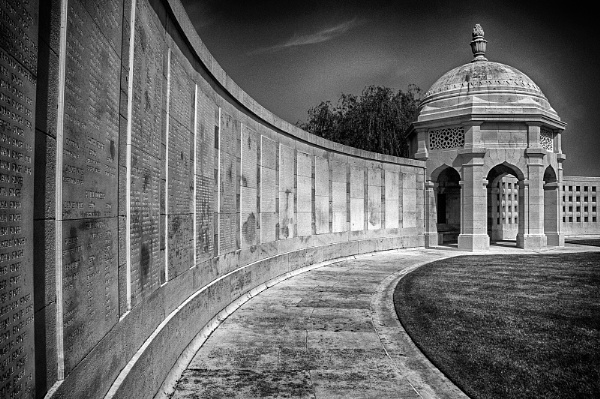 Indian Memorial WW1 France by Zydeco_Joe