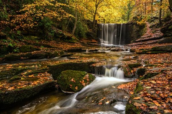 Plas Power Waterfall by Brenty