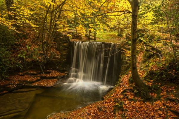 Plas Power Waterfall, by Brenty