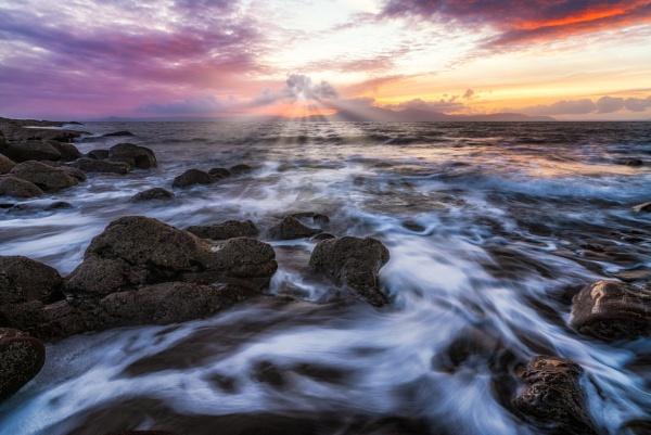 Sunset Swirl by douglasR