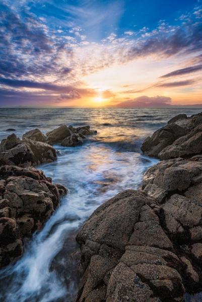 Sunset Surge by douglasR
