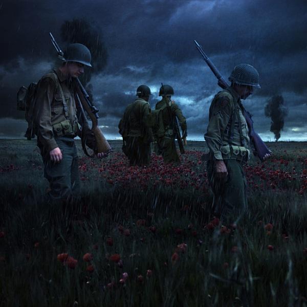 The Last Patrol. by Scaramanga