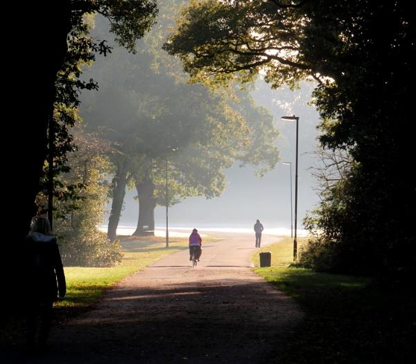 Through the Mist by SUE118