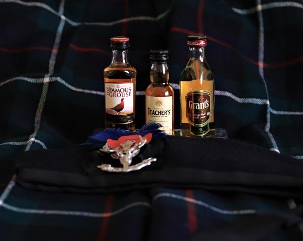 A Wee Scotch for Leo
