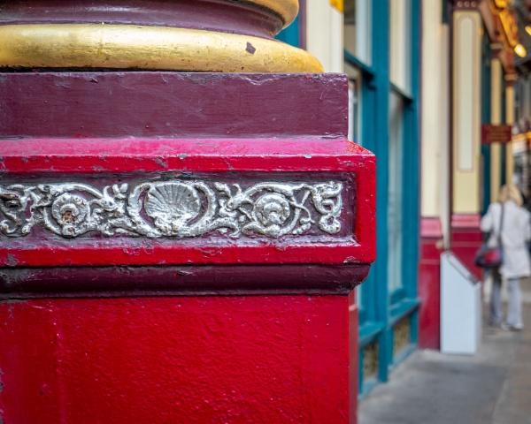 Leadenhall Market by HelenHiggs