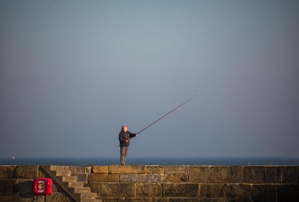 Fishing by xwang