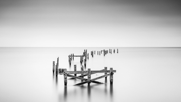 The Old Pier by Pete2453