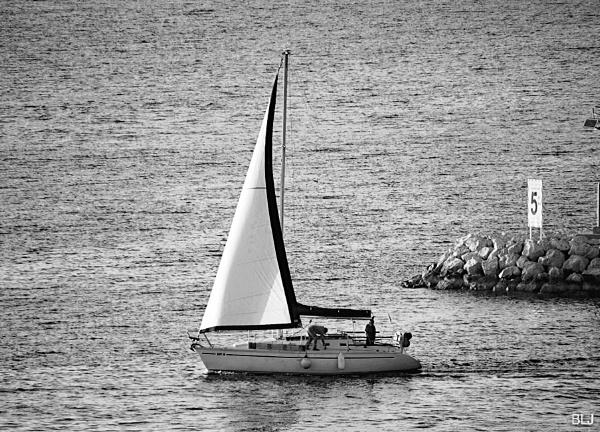 Mono Yacht by voyger1010