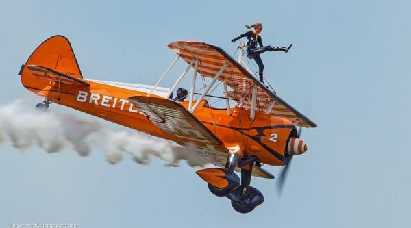 Team Breitling Wingwalkers by brian17302