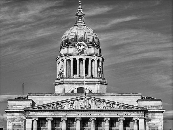 Nottingham by Digic51